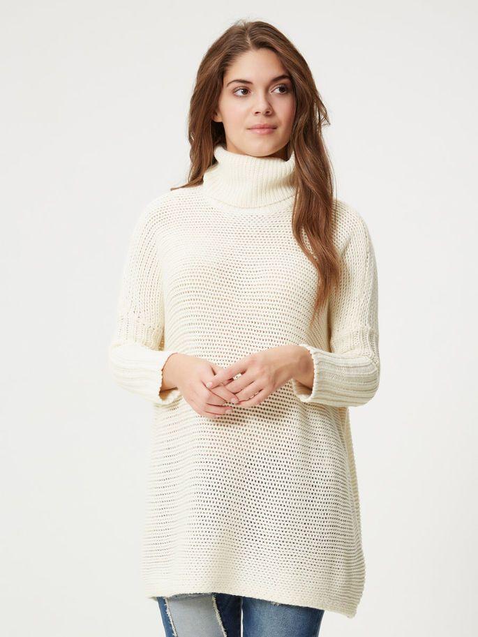 Beautiful white knit