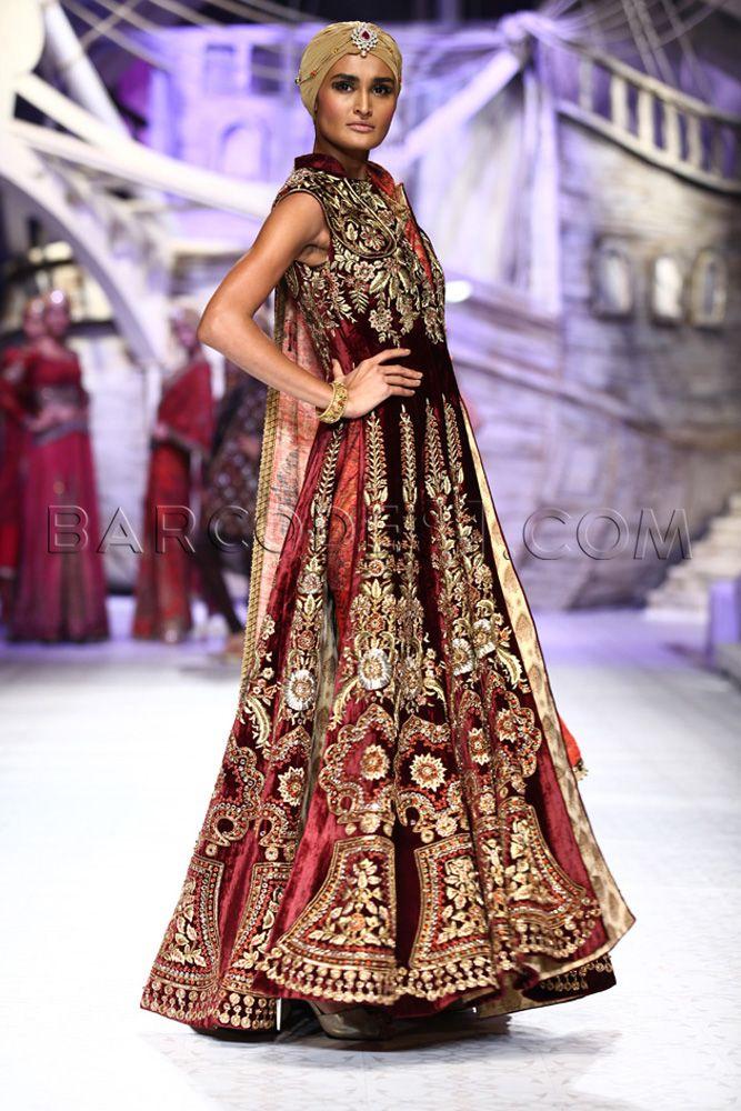 jj valaya 39 s collection at indian bridal fashion week 2013 On jjbcollection