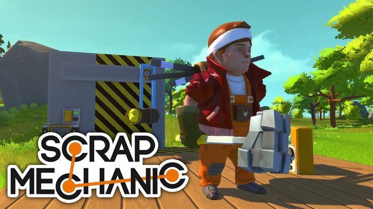Scrap Mechanic Download! Free Download Building, Sandbox and Multiplayer Video Game! http://www.videogamesnest.com/2016/01/scrap-mechanic-download.html #ScrapMechanic #games #pcgaming #pcgames #gaming #videogames #sandboxgames #multiplayergames