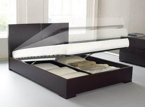 25 melhores ideias de camas modernas no pinterest for Futon cama de dos plazas