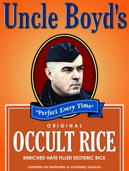 Uncle Boyd's Occult Rice