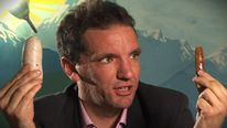From the BBC: Stand-up comedian, Henning Wehn, takes a humorous look at the German language in ten short videos.