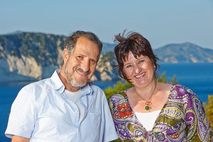 Villas Cavo Marathia Zakynthos - owner Petra & Janis Zantiotis