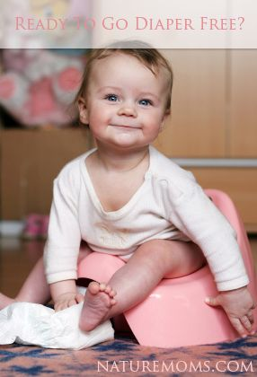 Diaper Free Babies or Elimination Communication