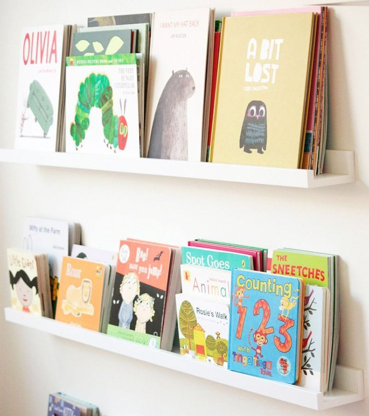 10 DIY Ikea hacks for children's playrooms and nurseries