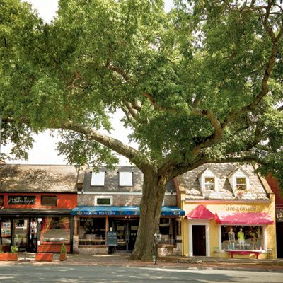 Best College Towns - Chapel Hill, NC