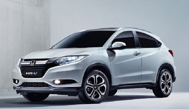 New And Used Cars: 2017 Honda HR V