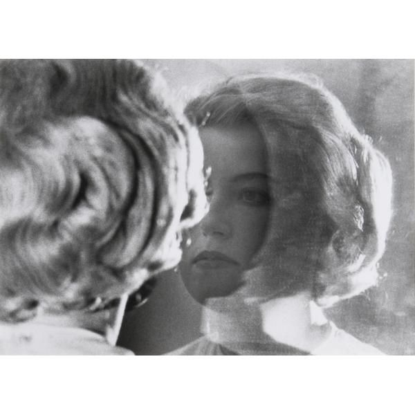"""Cindy Sherman, American, born 1954 / """"Untitled Film Still #56,"""" 1980 / Des Moines Art Center Permanent Collections; Purchased with funds from the Edmundson Art Foundation, Inc., 1992.40 / Photo Credit: Rich Sanders, Des Moines"""