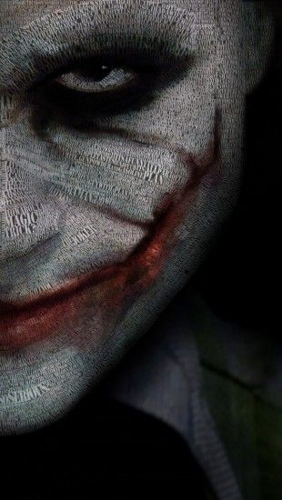 Joker - The iPhone Wallpapers