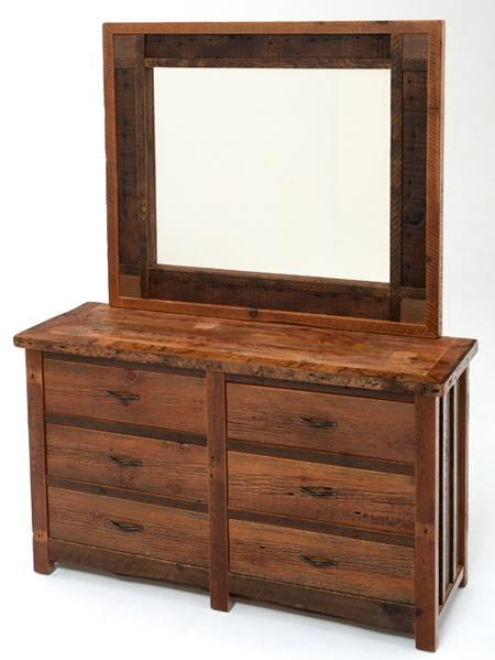 Wood Dresser Mirror ~ Best images about wood bed tall dresser on