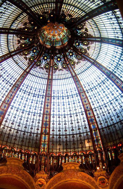✯ Galeries Lafayette - Parisdepartment store