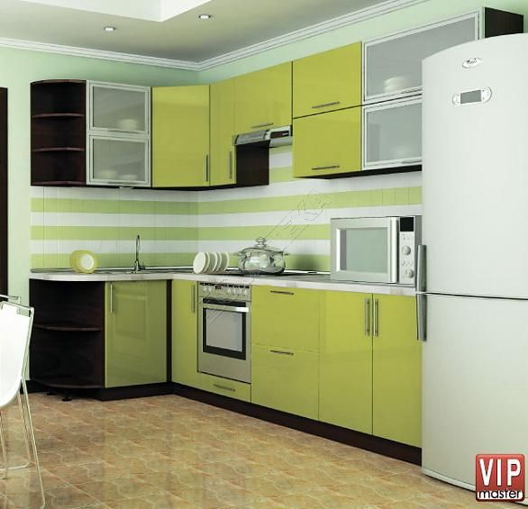 Кухонный гарнитур MoDa 2