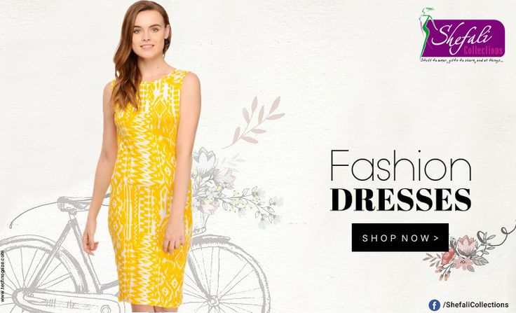 Fashion Dresses !! Shop Now.. Buy Now Your Favourite Dress.. Call @ 9993339994 #ShefaliCollections #Clothes #Fashion #Brand #Style #Dresses #WesternWear #Kurtas #Tops #Jeans #Suits