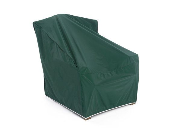 Outdoor Chair Cover | 34W x 40D x 40H | Green | Cover Store™