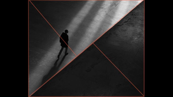 composition photoshop golden triangles