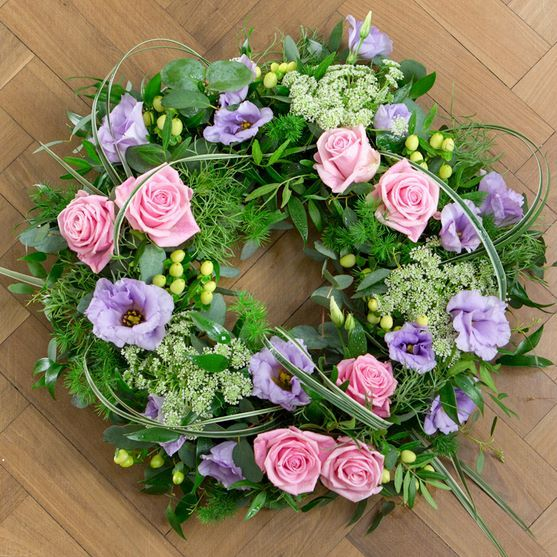 Compassion Wreath - Funeral Wreaths - iflorist