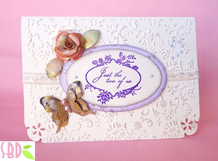 SBDCard Matrimonio con tasca - Wedding card with pocketby SweetBioDesign