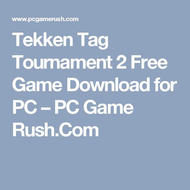 Tekken tag tournament 2 pc password