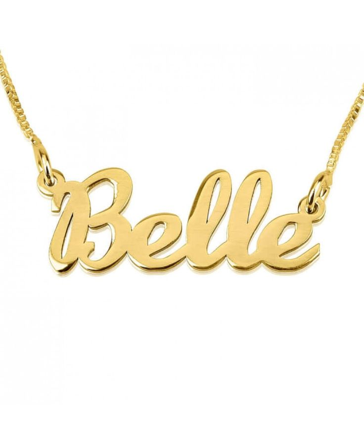 10 best name necklaces images on pinterest name necklace names name necklace hand lettering style gp hand is fun trendy and classic great display of the name he calls you by and reminder that you are his aloadofball Choice Image