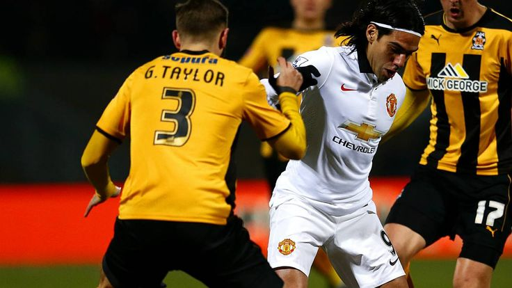 FA Cup: Cambridge United v Manchester United  Cambridge 12th in League Two Cambridge 76 places below Man Utd