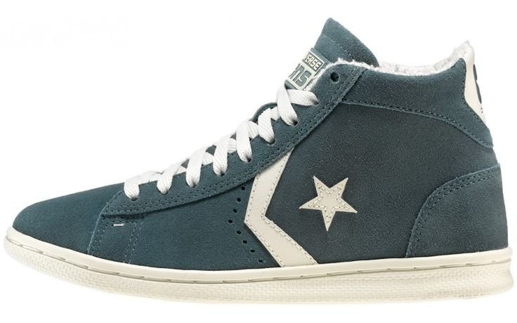 Converse W. Pro Leather Mid Suede FW '13