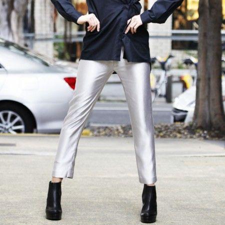 Ann Demeulemeester Venus Pant stockist Camargue Brisbane Australia
