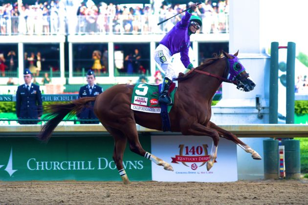 Kentucky Derby 2014 Results: Winner, California Chrome