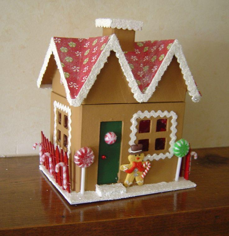 35 best Hobby Lobby Houses images on Pinterest | Christmas houses ...