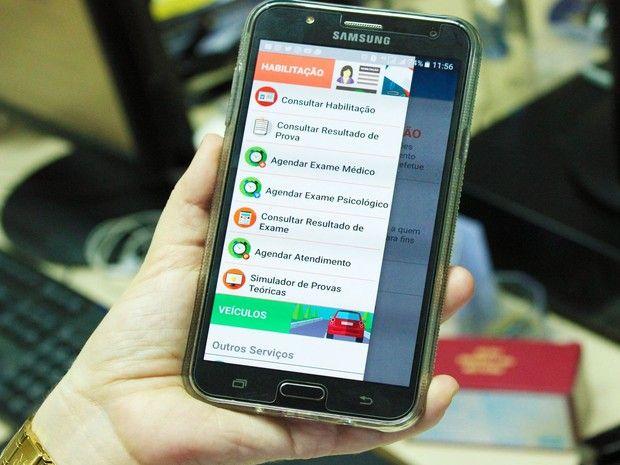 Detran/SE - lança aplicativo de serviços e consultas para smartphones +http://brml.co/2gYSBB4