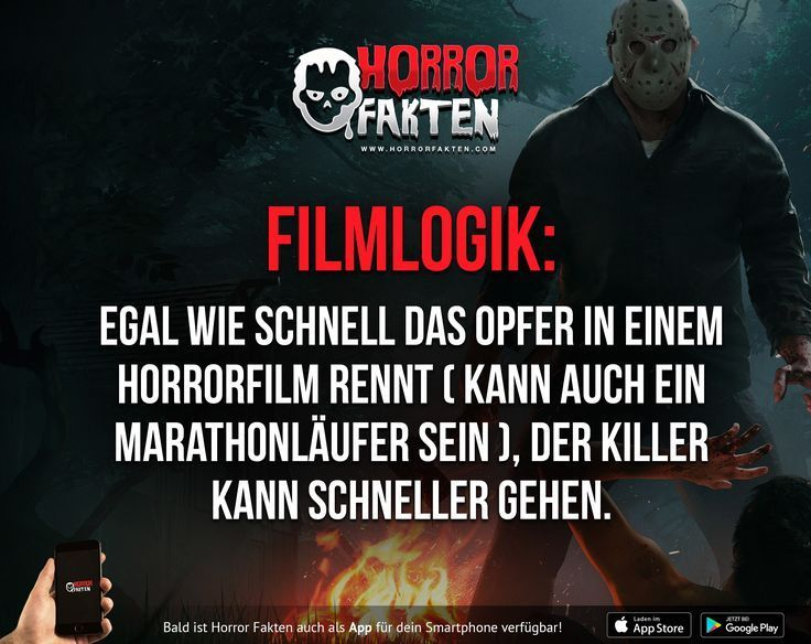 Horrorfilm Zitate