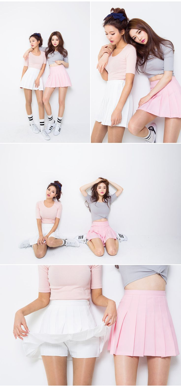 Classic Tennis Skirt - I know you wanna kiss me. Thank you for visiting CHUU.