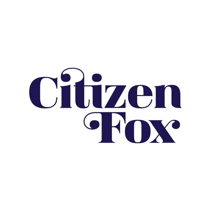 CITIZEN FOX San Francisco plant-based restaurant. Opening in 2016.