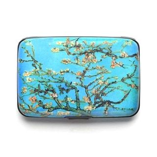 Shop for Women's Fine Art Identity Protection Rfid Wallet - Almond Tree - One size. Free Shipping on orders over $45 at Overstock.com - Your Online Accessories Outlet Store! Get 5% in rewards with Club O! - 22330281