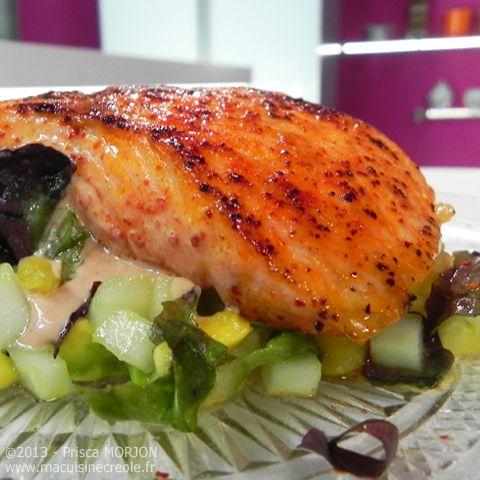 443 best images about recette antillaise on pinterest - Cuisine creole antillaise ...
