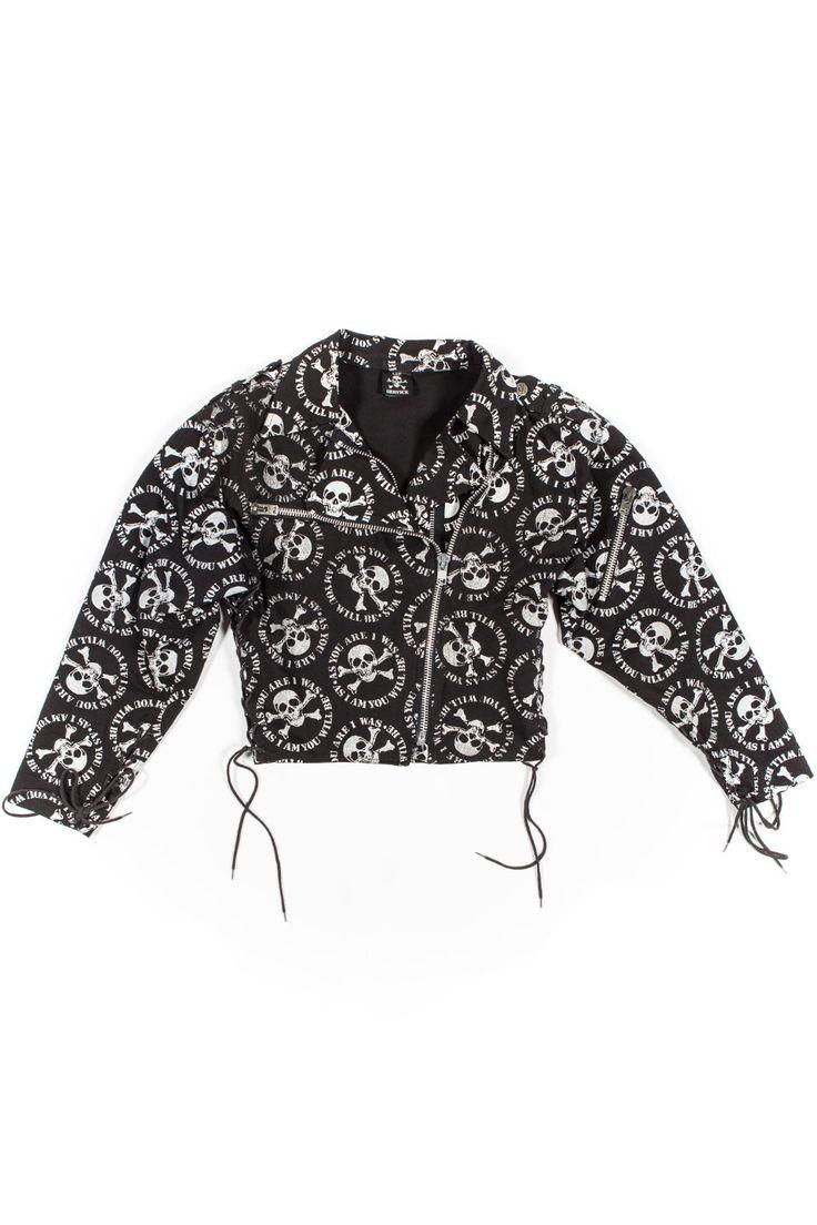 LIP SERVICE vintage jacket #TLJKT (?) *1989*