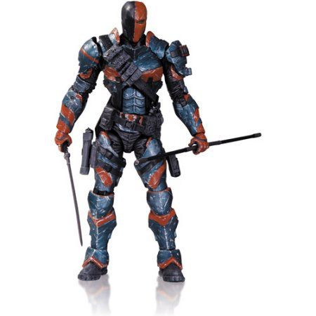 DC Comics Batman Arkham Origins Series 2 Deathstroke Action Figure