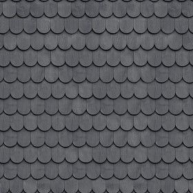 Textures   ARCHITECTURE   ROOFINGS   Shingles Wood   Wood Shingle Roof  Texture Seamless 03888 (