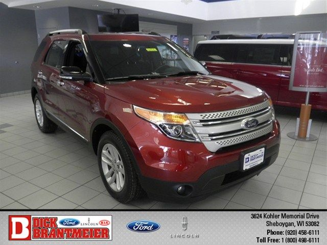 2014 Ford Explorer XLT $369/month with only $1500 down!!