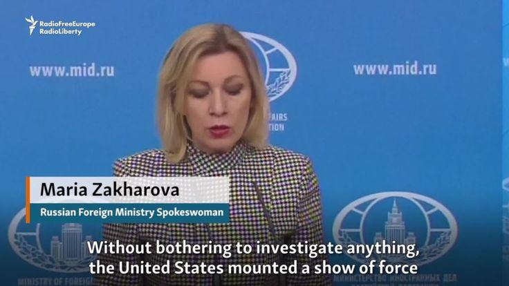 #world #news  Russia Slams 'Thoughtless' U.S. Strikes On Syria  #StopRussianAggression @realDonaldTrump @POTUS @thebloggerspost