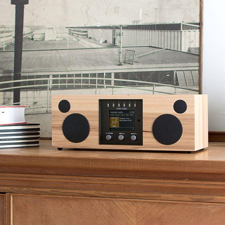 Como Audio Duetto Wireless Music System #music, #system, #WirelessGadgets