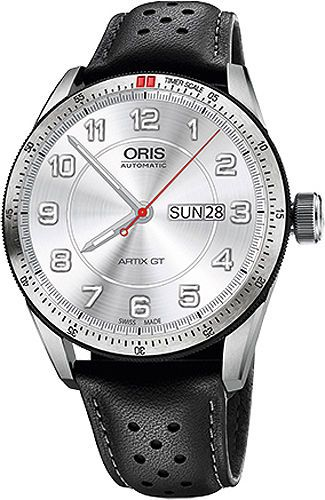 BRAND NEW AUTHENTIC ORIS ARTIX GT DAY DATE MENS WATCH SALE   73576624461LS #Oris #LuxuryDressStyles