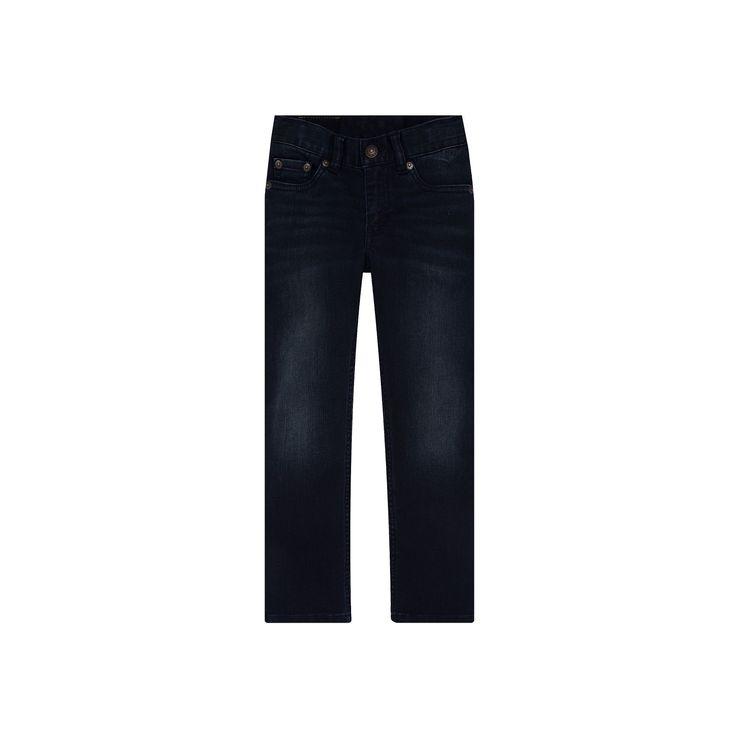 Boys 4-7x Levi's 511 Slim Fit Jeans, Size: 7X, Dark Blue