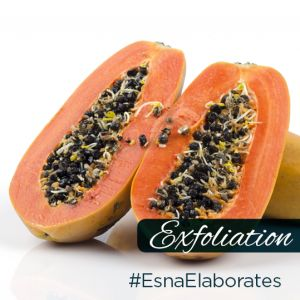 Exfoliation is the one extra step that assists you to see that difference in your skin.  Enzymed based exfoliators are my favourite. http://www.esnacolyn.com/exfoliation/ #EsnaElaborates