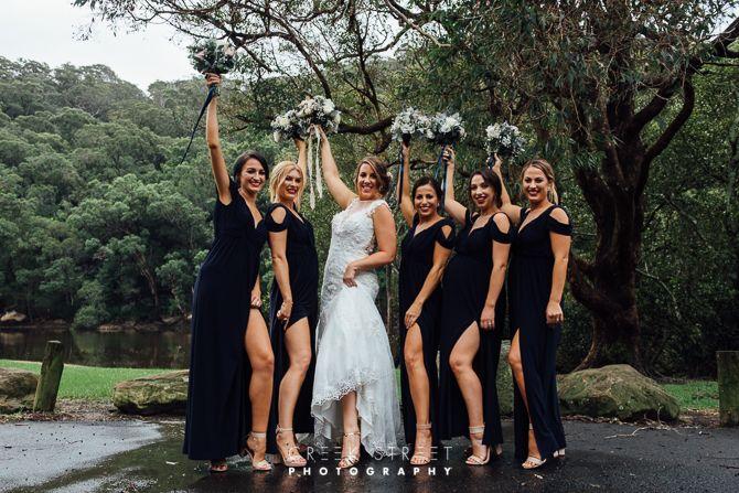 McCarrs Creek Wedding Bridesmaids