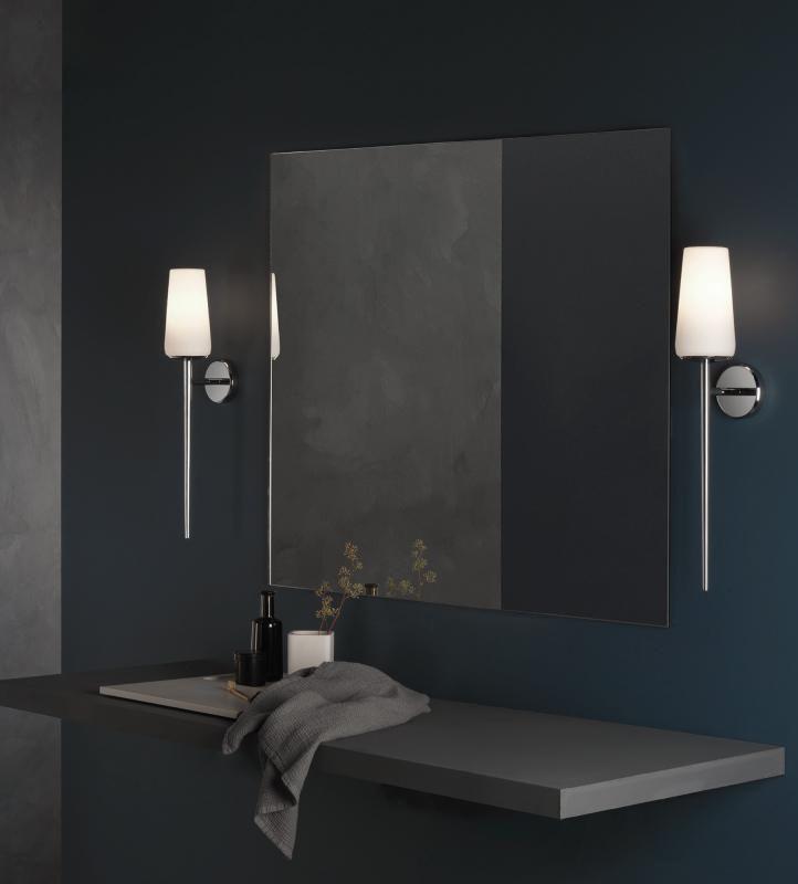 Illumina Astro Deauville Mondan Und Elegant Das Beschreibt Die Wandleuchte Deauville Perfekt Sie Int Wandleuchte Badezimmerleuchten Spiegel Mit Beleuchtung