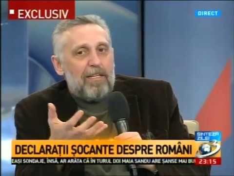 Marian Munteanu despre trădare, antiromânism și nevoia de demnitate nati...