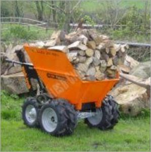 Muck Truck or Power Barrow Accessories. The muck truck and max dumpers with the full range of accessories are ideal for skip loading, moving dirt, gravel, paving slabs, concrete and wet cement straight from the belle cement mixer.