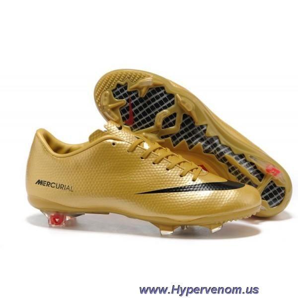 Cheap Nike Mercurial Vapor IX FG Golden Black Red � Cheap Soccer  CleatsBasketball ...