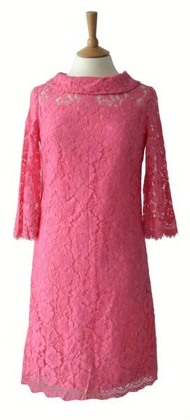 50 best vintage pink dresses images on Pinterest