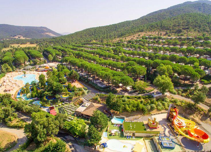 Pachacaïd, Camping Provence-Alpen-Côte d'Azur - Zwembaden - Capfun